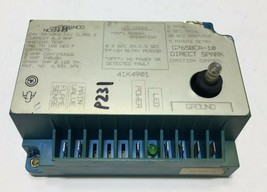 Johnson Controls Direct Spark Ignition G765BCA-10 41K4901 used #P231 - $51.43