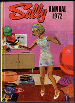Sally Annual 1972 (British Hardcover Magazine for Teens) - $17.00