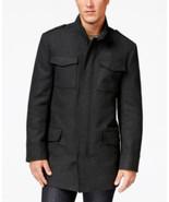 Alfani Mens Striped Four Pocket Jacket Phantom Size L XL XXL MyAFC - $74.99