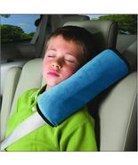 Children Pillow Shoulder Protection Safety Strap Fabric Child Seat Belt ... - $5.00