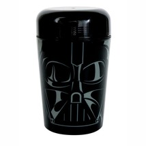 Star Wars Darth Vader Plastic 16oz Cup with Lid Birthday Party Supplies New - $4.54
