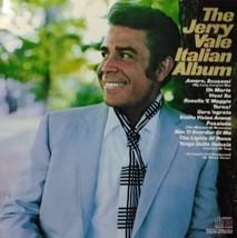 The Jerry Vale Italian Album CD - $4.95