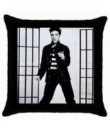 Throw Pillow Case Decorative Cushion Cover Elvis Presley Jailhouse Rock ... - $16.99