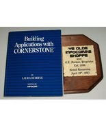 Building Applications with Cornerstone, Vintage... - $224.00