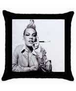 Throw Pillow Case Decorative Cushion Cover Pink Alecia Beth Moore Gift 3... - $16.99