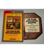Four-in-One Infocom Sampler, Vintage Atari 8-Bi... - $112.00