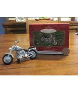 Hallmark Keepsake Ornament HARLEY-DAVIDSON Moto... - $24.95