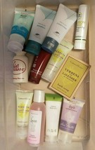 Travel Size 12 PC MIXED Lot MIKADO~AYO~CRABTREE & EVELYN++READ DETAILS - $19.80