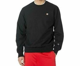 Champion Men's Reverse Weave Fleece Crew Neck Sweatshirt NEW AUTHENTIC B... - $39.49