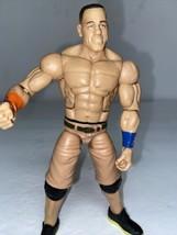 2012 Mattel JOHN CENA ELITE WRESTLING ACTION FIGURE WWF WWE  - $7.92