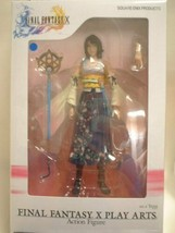 FINAL FANTASY X PLAY ARTS Yuna (PVC painted action figure) - $61.41