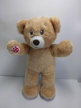 Build a bear National Teddy Bear Day 2017 6/17 Tan bear Special tag on Foot - $20.82