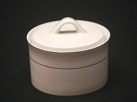 "Classic Style 2-1/2"" Sugar Bowl w Lid by Tabletops Lifestyles Double Gol... - $14.84"