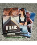 Titanic VHS Video Movie 2-tape set Leonardo DiCaprio - $2.99