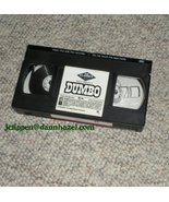 Dumbo VHS Video Movie Disney Classic Animation - $2.49