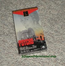 Psycho VHS Video Movie Sealed, Never Played! - $2.99
