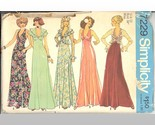 Auction 455 s 7229 eve gown 12 1975 thumb155 crop