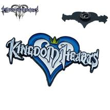 Kingdom Hearts Pin Brooch for Clothes backpack badges Sora heart zinc alloy coll - $10.99+