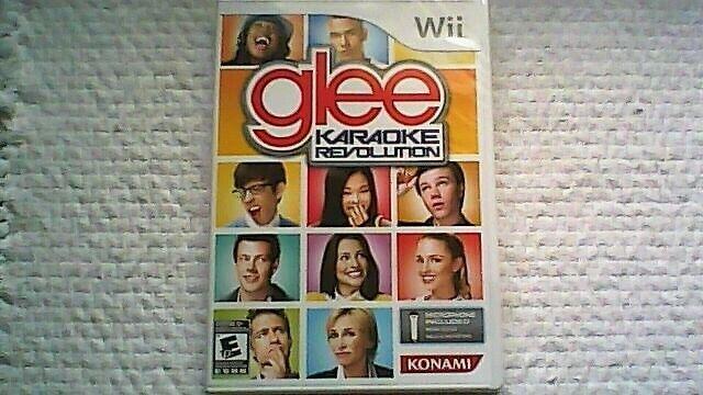 Karaoke Revolution: Glee (Brand New) (Nintendo Wii, 2011)