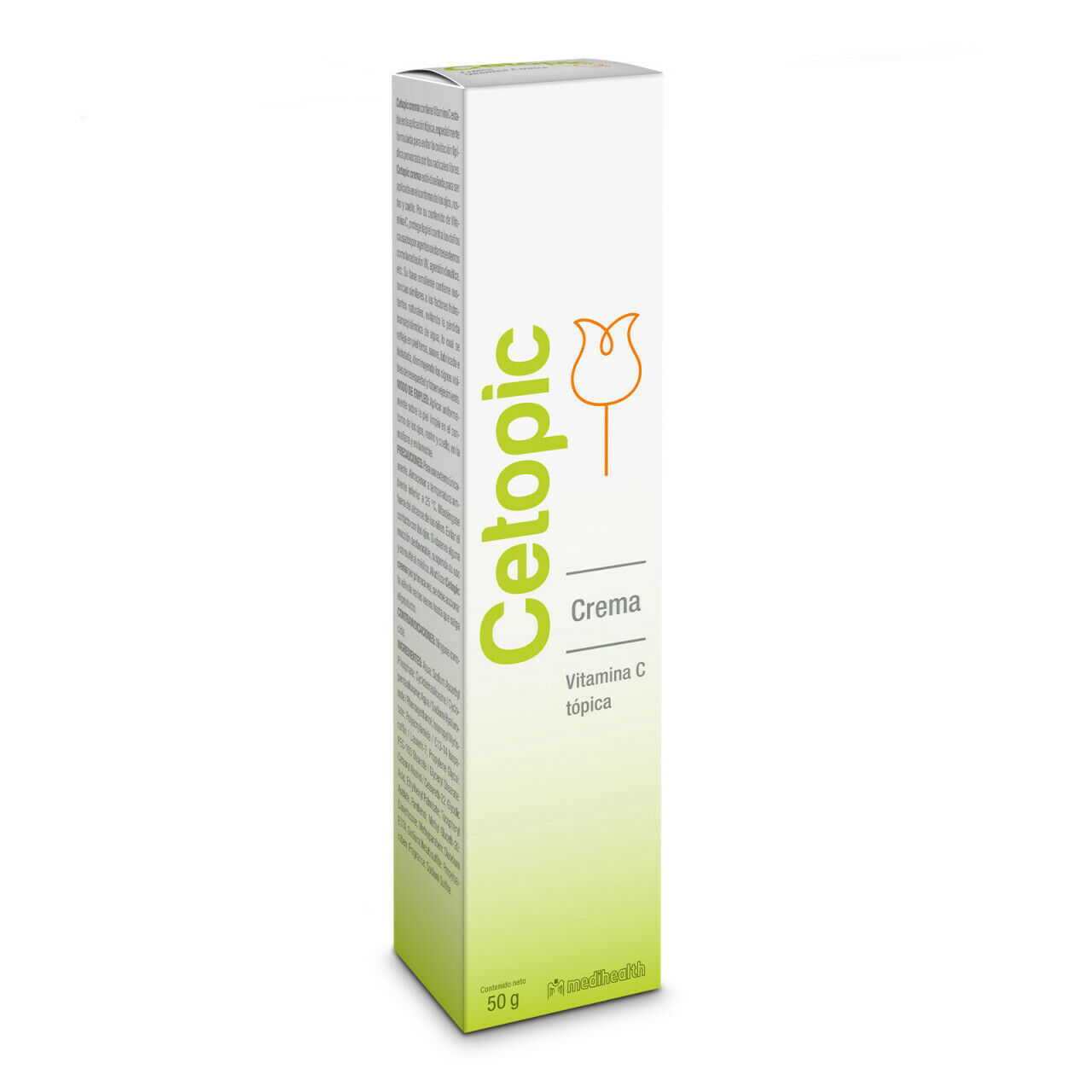Primary image for CETOPIC Cream~50g~Anti-Aging~Stable Vitamin C~Contour for Eyes Face & Neck