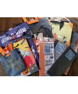 CLEARANCE! Halloween GIFT BAGS + TISSUE Hallmark sack treats party favors - $1.48+