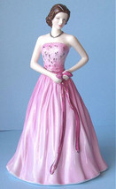 Royal Doulton Pretty Ladies Tender Is The Heart HN5250 Charity Figurine Pink New - $119.90