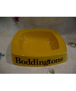 Boddingtons Bitter Mild Beer Ashtray Souvenir Collectible Bar Candy Nuts... - $9.95