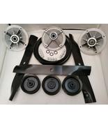 Deck Rebuild Kit Spindles Blades Pulleys Belt Toro TimeCutter Z5000 Z503... - $174.95
