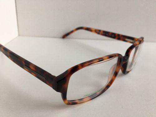 1f547bb3a20 ... New UNITED COLORS OF BENETTON BE 02402 53mm Tortoise Men s Eyeglasses  Frame ...