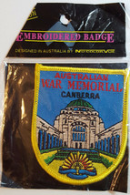 AUSTRALIAN WAR MEMORIAL CANBERRA - Travel Patch Emblem Badge Australia - $6.49