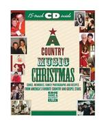 A Country Music Christmas: Songs, Memories, Family Photographs and Recip... - $18.99