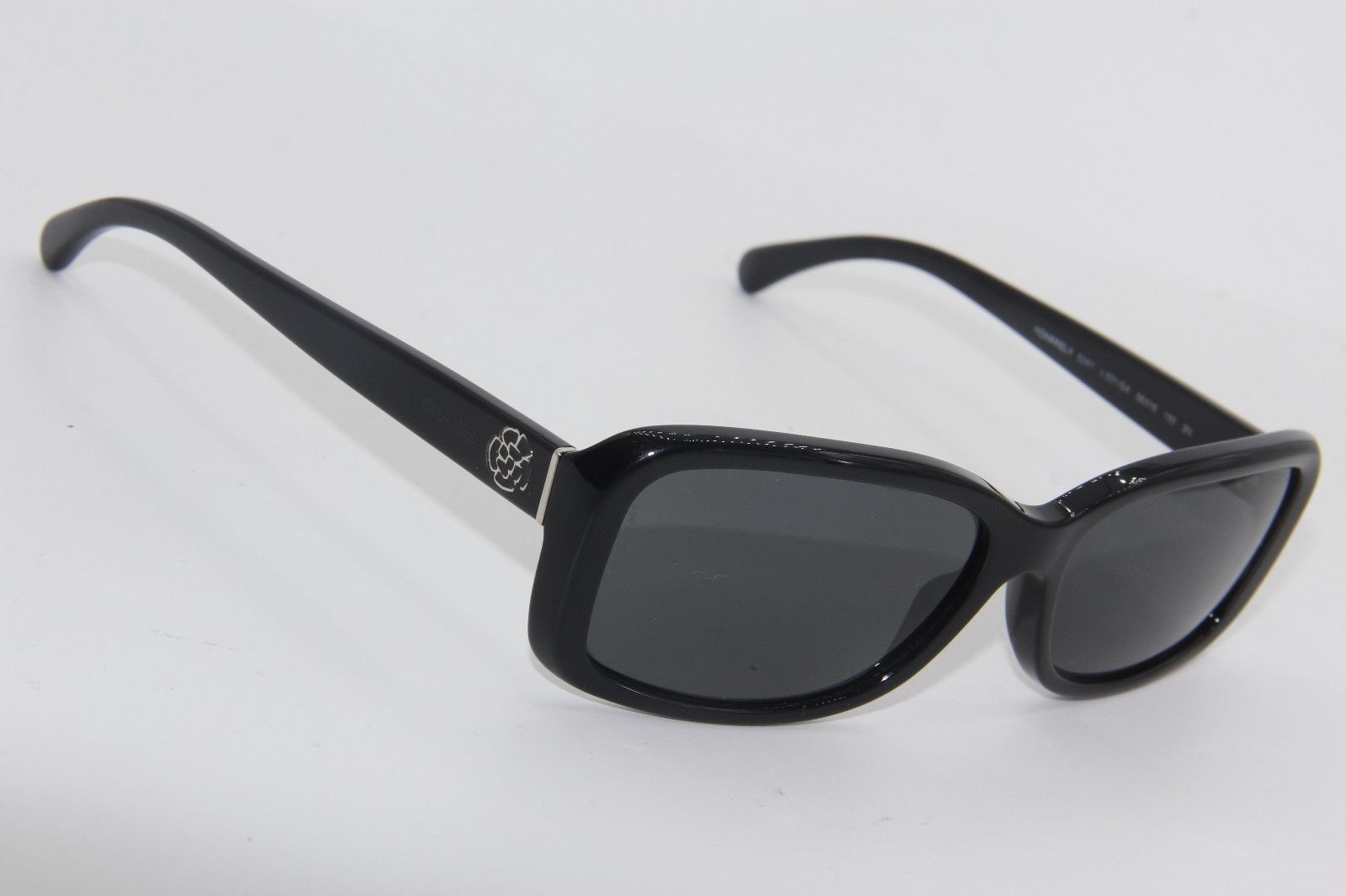 0efa975483 Chanel Ch 5247 C.501 S4 Black Authentic and 50 similar items. 57