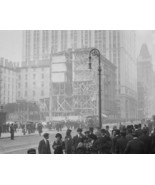 Demolition of Astor House hotel in New York City for subway Photo Print - $8.81+