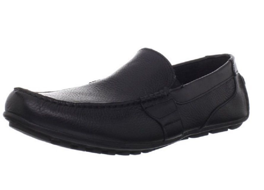 Nunn Bush Men's Elijah Leather Slip-On Loafer Size 10 M