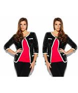 Iman Global Chic Black Rock The Runway Sensational Sequin Sweater - Size... - $69.95