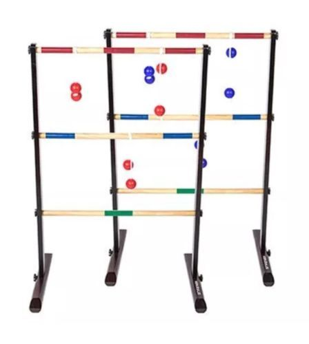 Kelsyus Premium Ladder Ball Pool Side & Beach Sport Game
