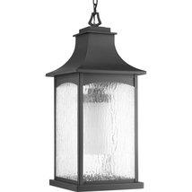 Progress Lighting 94654131 P6541-31 Hanging Lantern In Black Finish, - $418.00