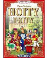 Hoity Toity Board Game by Klaus Teuber Überplay Makers of Catan MIB RARE - $75.00