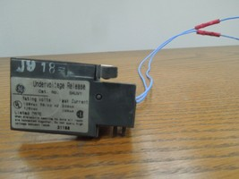 GE SAUV1 120VAC/125VDC Undervoltage Release for RMS Spectra Breakers Used - $115.00