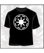 "Star Wars Classic ""Republic Say So"" Black Cog T-Shirt NEW UNWORN - $15.47"