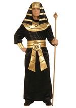 EGYPTIAN PHARAOH MEN'S HALLOWEEN COSTUME COSPLAY SIZE LARGE - $35.99