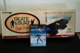 NEU Skateboard Controller & Ski & Shoot für Playstation 2 - $34.94