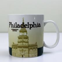 Starbucks PHILADELPHIA 2012 Coffee Mug Cup Collector Series Global Icon ... - $19.95