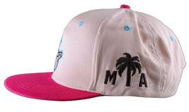 Cousins Miami Cool Pelican Fisherman Captain Palm Tree Snapback Baseball Hat NWT image 11