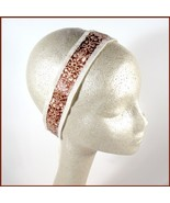 Brown Victoria Headband - $7.00