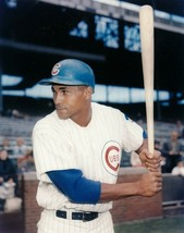 BILLY WILLIAMS 8X10 PHOTO CHICAGO CUBS BASEBALL PICTURE - $3.95