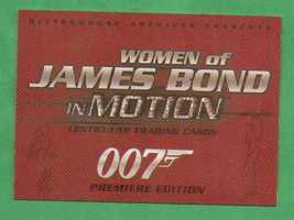 2003 James Bond Promo - $1.00