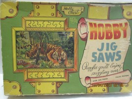 3 Jigsaw Puzzles Old Jaymar Tiger, Picture Perfect, VW Advertising Promo - $12.87