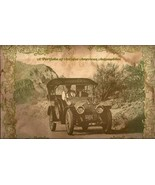 """Portfolio Of 10 """"Antique American Automobiles"""" Artist Renderings (laid f... - $19.95"""