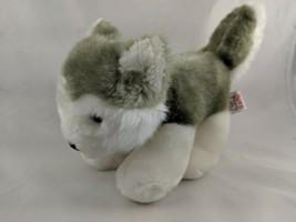 "Ganz Webkinz Hudson Husky Plush 8"" H3628 Stuffed Animal toy - $14.95"